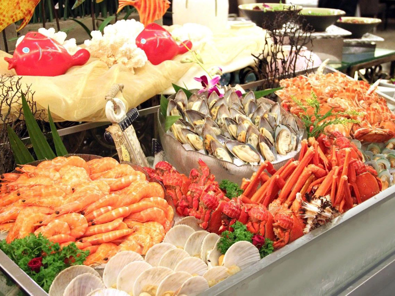 Seafood Dinner Buffet