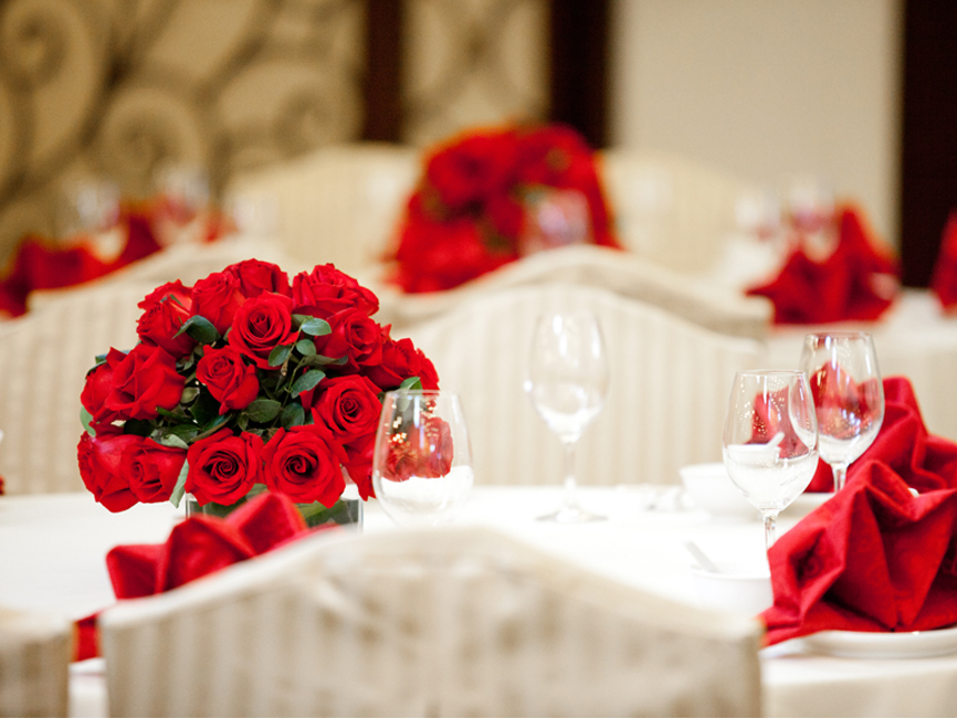 Choose the best, Rosedale Banquet Hall